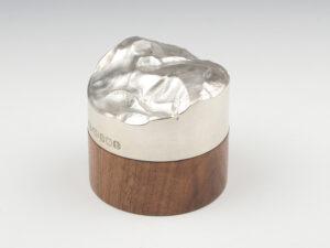 纯银 银器 现代带盖罐 现代设计 1