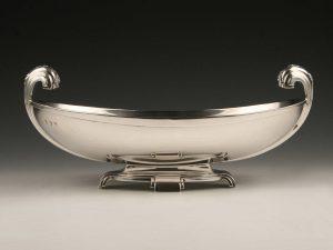 Art_Deco_Schale_Obstschale_Sterling_Silber_Birmingham_1939_Adie_Brothers_4