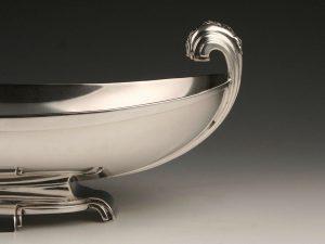 Art_Deco_Schale_Obstschale_Sterling_Silber_Birmingham_1939_Adie_Brothers_6