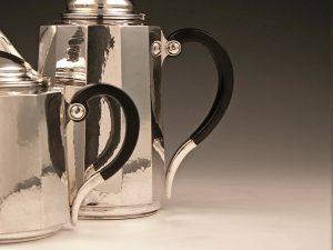 Art_Déco_Kaffee_Tee-Service_Silber_BWKS_Bremen um 1920_30_Silver_Coffee_and_tea_set_service_Silver_Silber_argent_ezüst_plata_silver_ezüst_argent_plata_sølv_Evald_Nielsen_Georg_Jensen_9