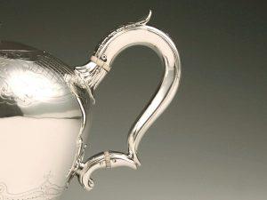 William_IV_Teekanne_Sterling_Silber_Teapot_sterling_silver_ezüst_argent_plata_sølv_10