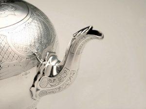 William_IV_Teekanne_Sterling_Silber_Teapot_sterling_silver_ezüst_argent_plata_sølv_13