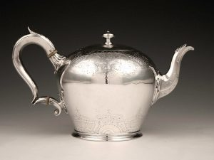William_IV_Teekanne_Sterling_Silber_Teapot_sterling_silver_ezüst_argent_plata_sølv_4