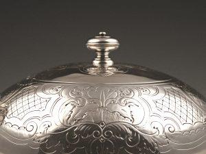 William_IV_Teekanne_Sterling_Silber_Teapot_sterling_silver_ezüst_argent_plata_sølv_6