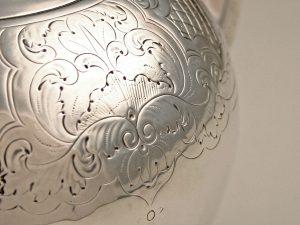 William_IV_Teekanne_Sterling_Silber_Teapot_sterling_silver_ezüst_argent_plata_sølv_8