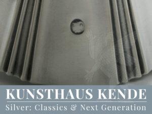Christa Ehrlich Silber Otto Wagner silver factory Wiener Zilverfabriek Voorschoten