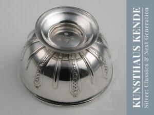 Georg II Sterling Silber Zuckerschale 925 Silber Milch Milchkännchen Münster Silber