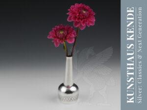 gotthold schönwandt silber vase nordeck gotthold schmuck goldschmied schoenwandt