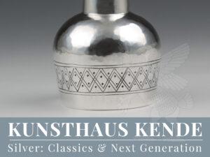 gotthold schönwandt silber vase teekanne löffel antiquitäten nordeck schmuck