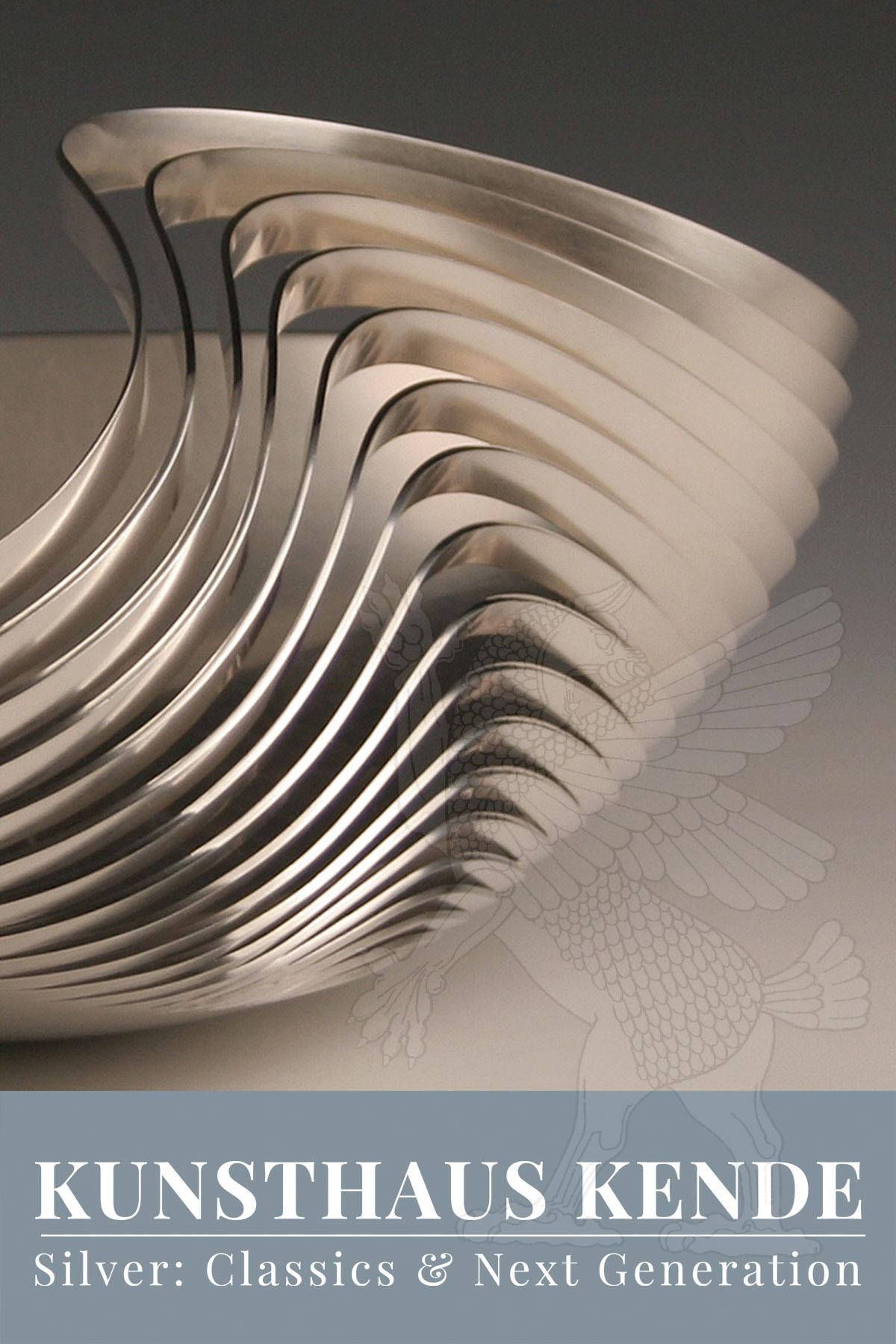 moderne schale sterling silber london dekoschale georg jensen