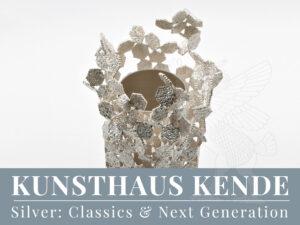 Moderne Sterling Silber Vase London Silberankauf Reutlingen Nachlass Silberwaren