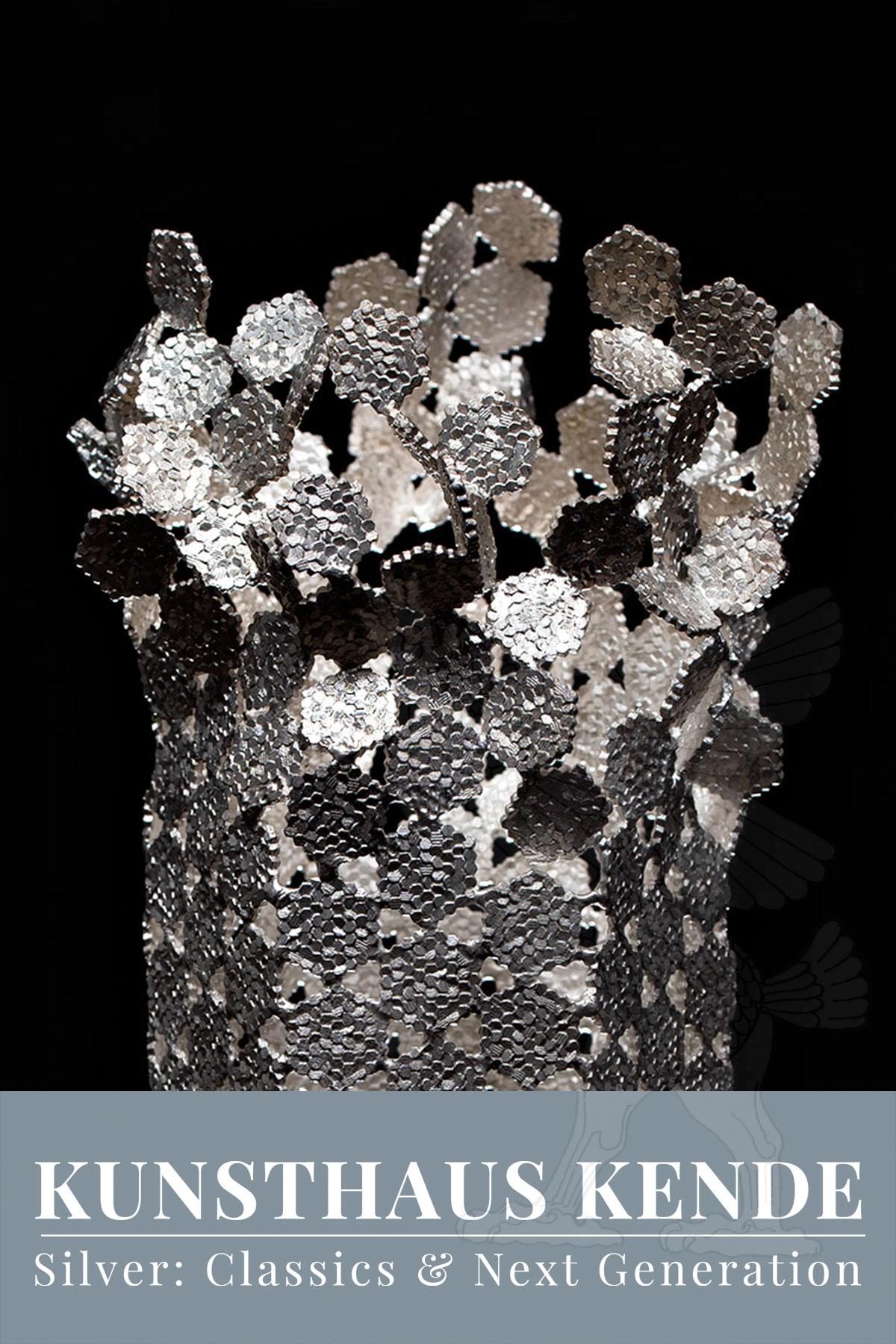 Moderne Sterling Silber Vase London Silberankauf Stuttgart besteck tafelsilber