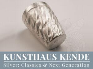 Modernes Silber Silber Antiquitäten Becher Tafelsilber modern Ankauf modernes Silber