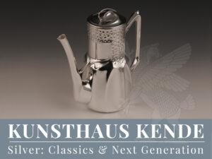 Orivit Hubert Schmitz OAG Silber Vase WMF Bowle Wmf Jugendstil Kelch Teekanne