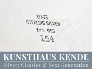 Orivit Silber Orivit Wmf Ferdinand Hubert Art Nouveau Orivit Teeservice oag