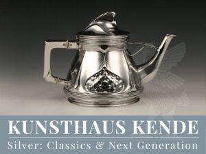 Orivit Silber Teekanne Weinkühler Vase Tablett Jardiniere Sterling Silber Oag