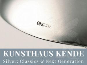 Paula Straus Art Deco Tablett Emmy Roth Bruckmann Teekanne Vase Teeservice Silber
