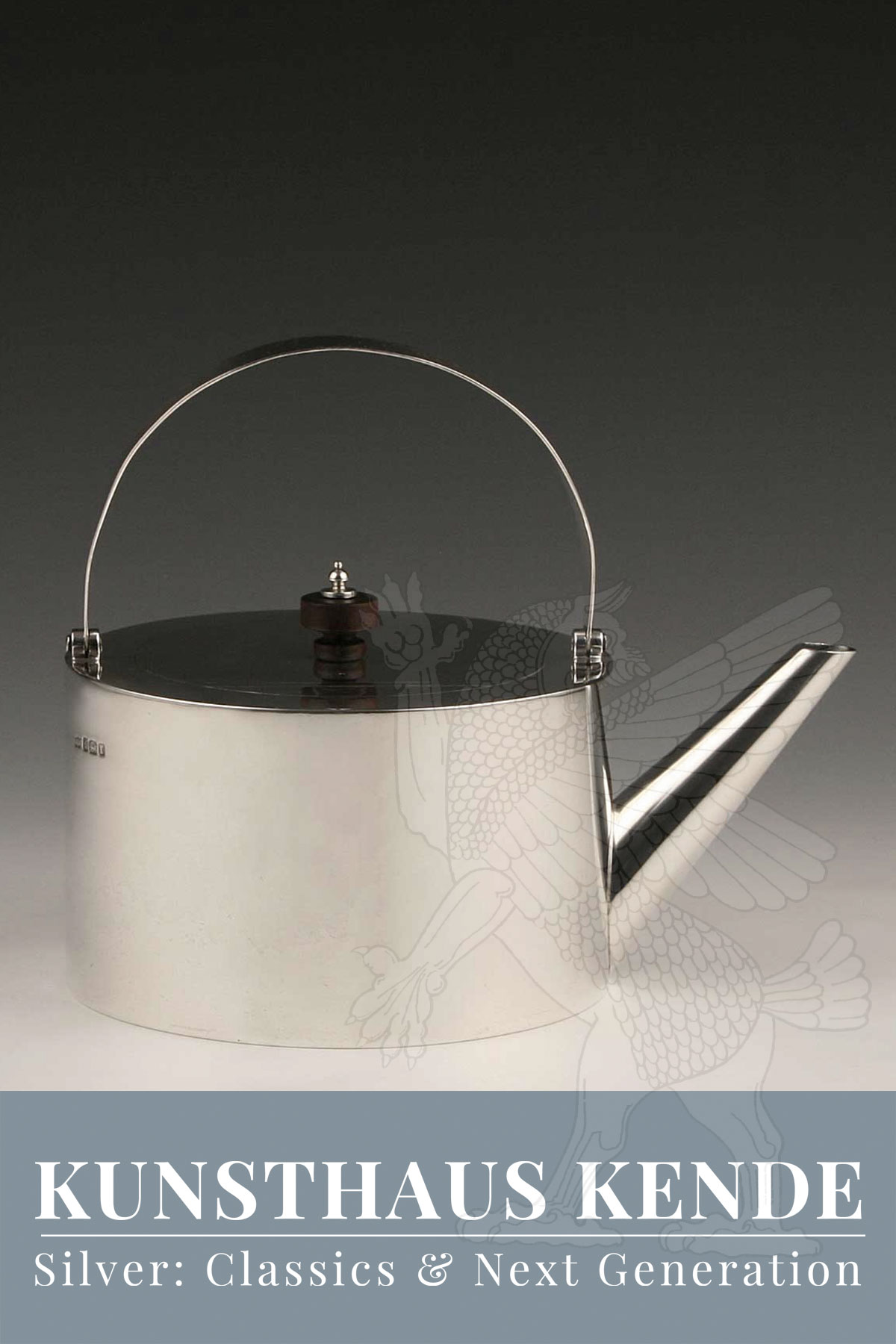 silber teekanne sterling silber London Kaffeekanne Silber 925 Silberkanne 925er